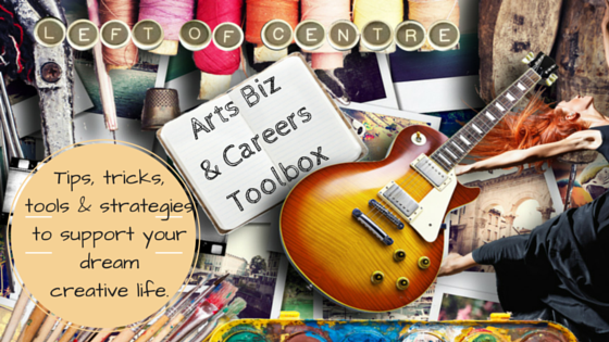 Tips, tricks, tools and strategies to support your dream creative life.
