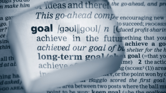 5 tips for better goal setting