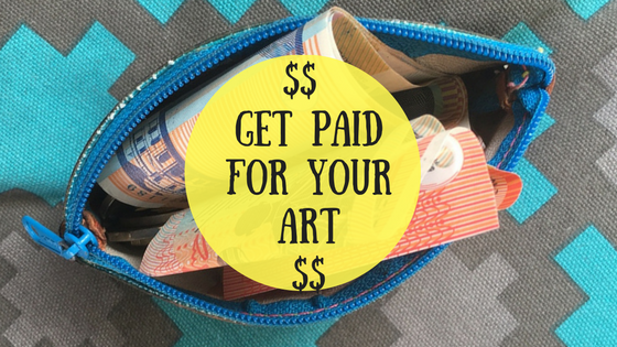 How to make money from your art