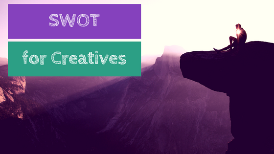 SWOT analysis for the arts and creative industries