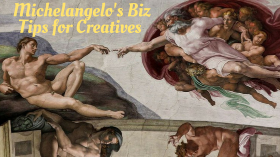 9 creative life lessons I learnt from Michelangelo
