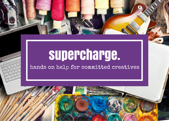 supercharge your creative life and business.