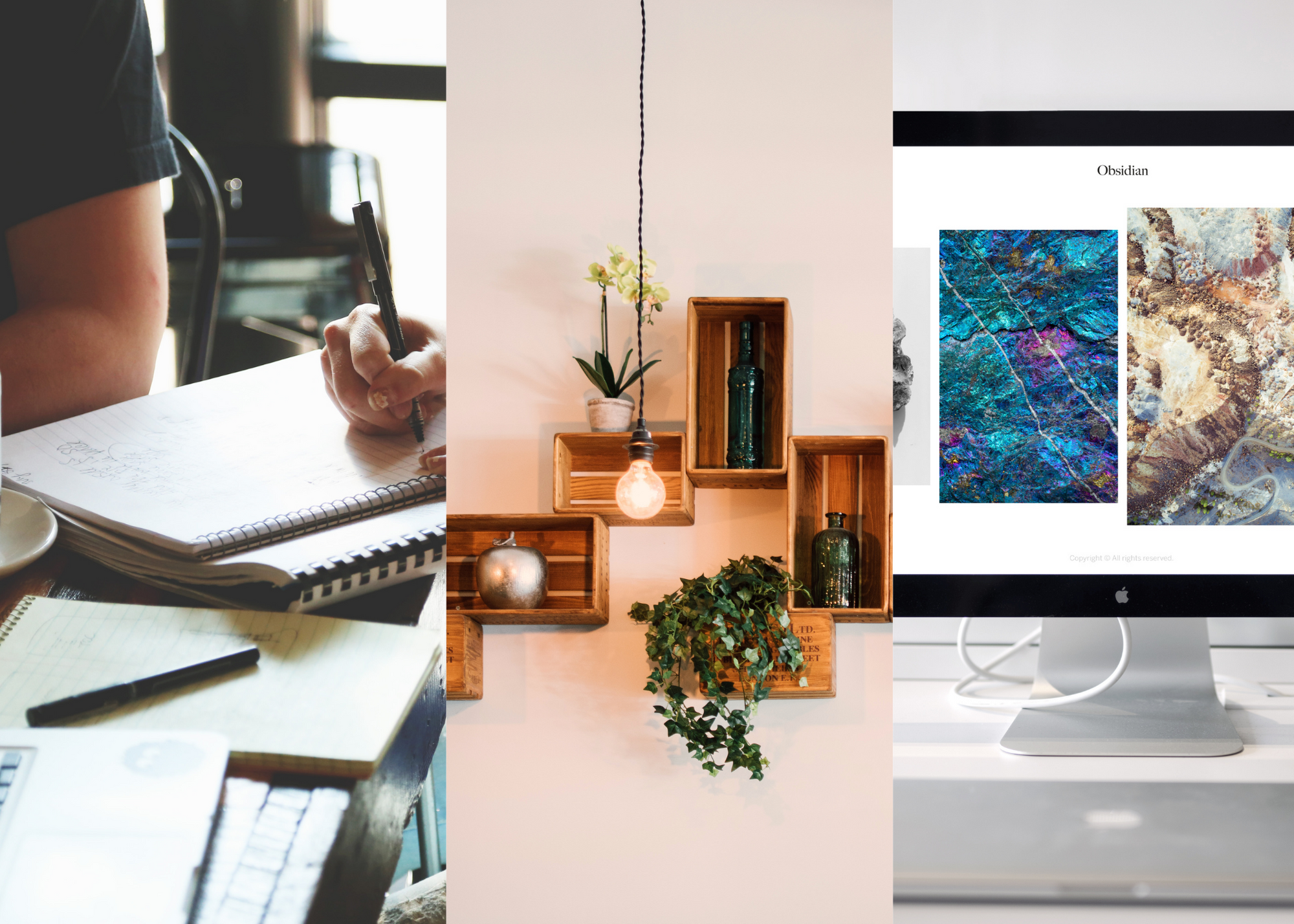 Strategic website development combines business coaching and web design.