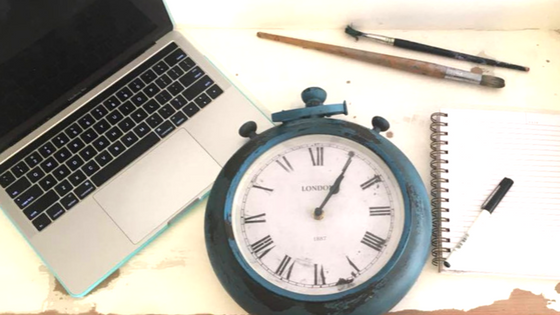 8 Time Transforming Tips for Creatives